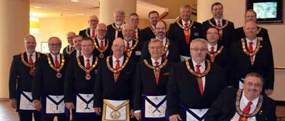 The Grand Lodge Board